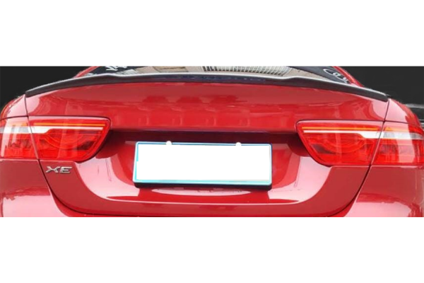 Jaguar XE Carbon Fibre Rear Boot Spoiler